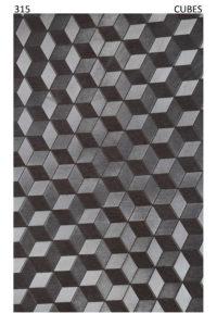 315 cubes